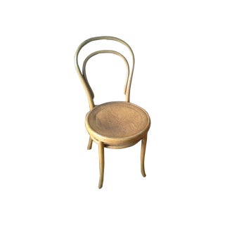 Antique  Thonet Vienna Bentwood Chairs - Set of 3