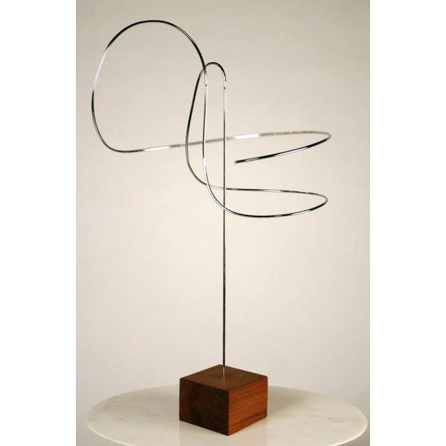 Kinetic Sculpture by Don Conrad - Image 5 of 10