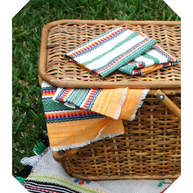 Vintage Picnic Basket - Image 2 of 2