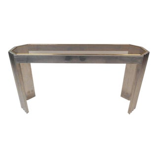 Unique Mid-Century Modern Hall Table