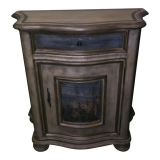 Pulaski Furniture Hand Painted Accent Cabinet
