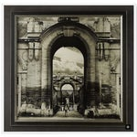 Image of William Curtis Rolf Chantilly Stables Framed Photo