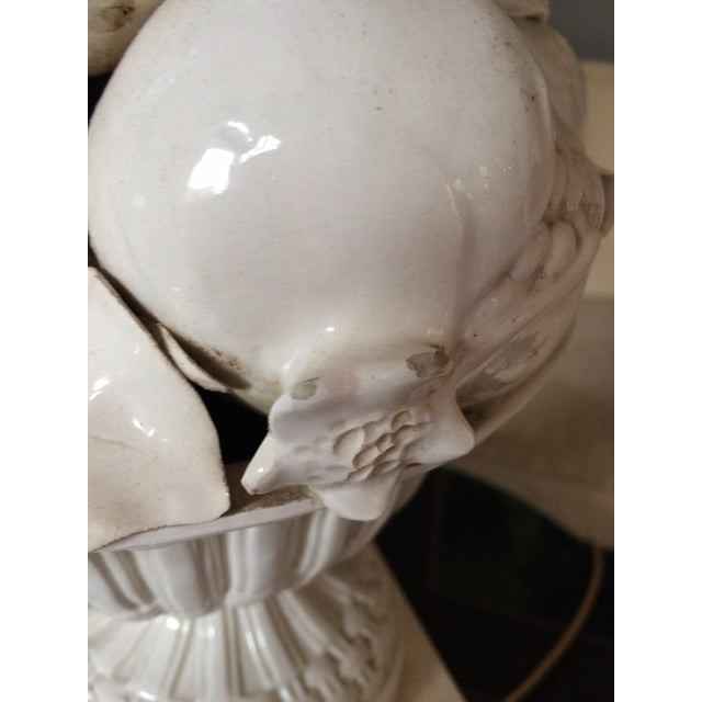 Image of Frederick Cooper Fruit Bowl Table Lamp