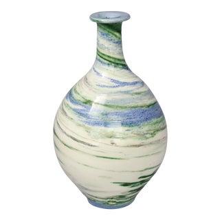 Fabulous Modern Ceramic Art Pottery Signed Vase