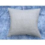 Image of Hand Loomed Tribal Batik Textile Pillow