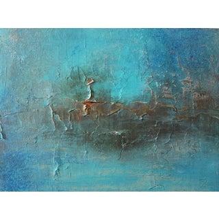 """Inca"" Original Textured Abstract Painting"