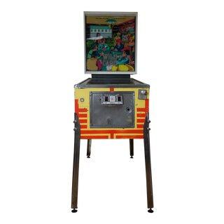 Vintage Wild Card Pinball Machine