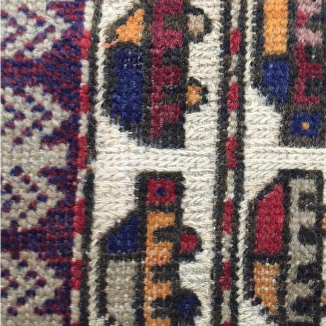 Sumack Handmade Persian Rug - 2′10″ × 4′7″ - Image 11 of 11