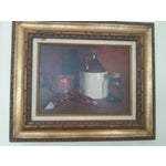 Image of Original Vintage Still Life Painting