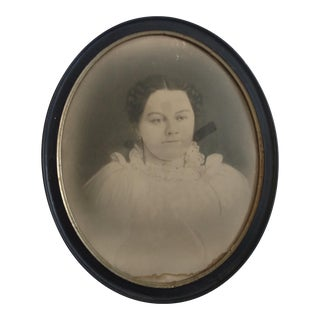 Victorian Gothic Portrait Photo of Woman