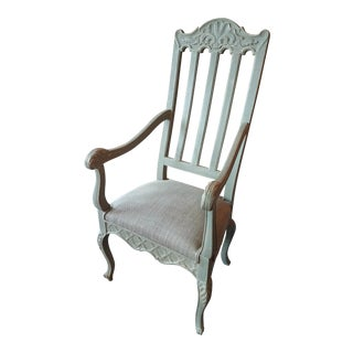 1900s Louis Phillipe French Arm Chair