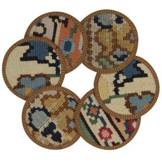 Kilim Coasters Set of 6 - Menzelet