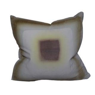 Hand-Dyed Velvet Pillow by Daisy Sullivant IV