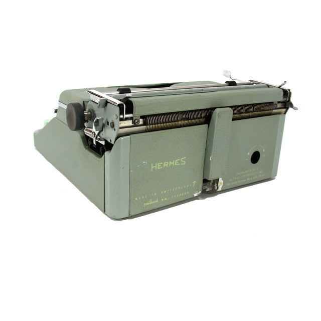 Hermes 2000 Typewriter - Image 3 of 5