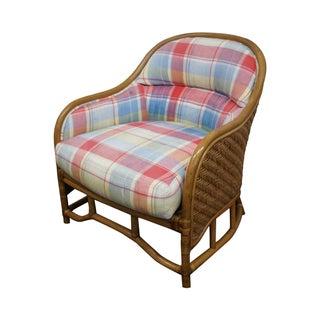 Polo Ralph Lauren Rattan Lounge Club Chair
