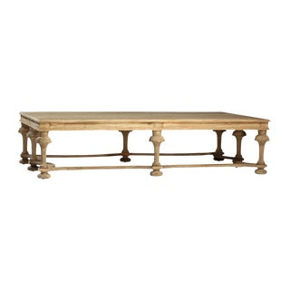 Reclaimed Turned Ballaster Coffee Table