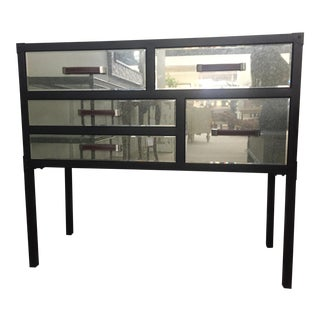 Uttermost- Larimore Mirrored Console Chest