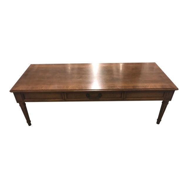 Mid Century Henredon Coffee Table Chairish