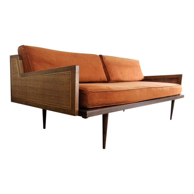Mid-Century Modern Danish Daybed - Image 1 of 8