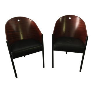 Philippe Starck Costes Chairs (4)