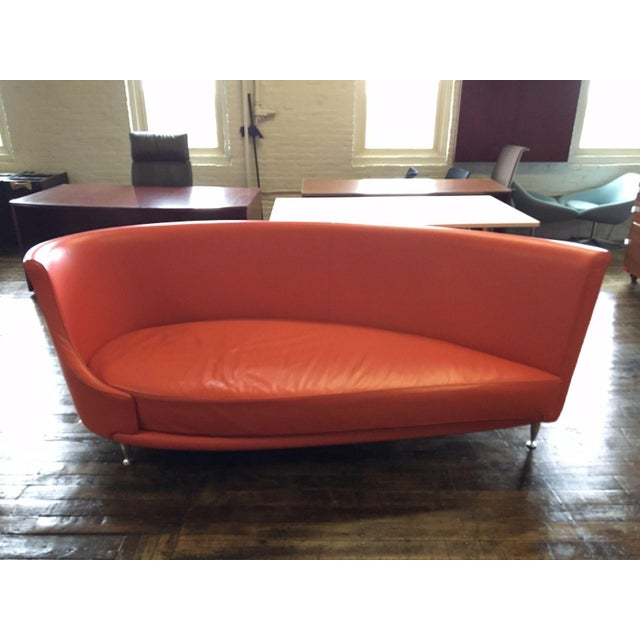 New Tone Rose amp Red Sofa In Drop Left Design By Massimo