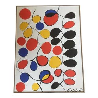 Original Alexander Calder Print