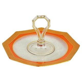 Mid-Century Vibrant Appetizer Platter