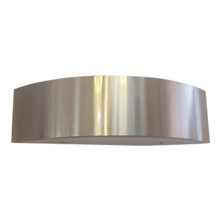 "20"" Eurofase Dervish Wall Sconce in Satin Nickel"