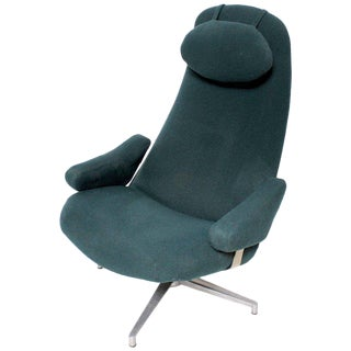 1960s Alf Svensson for Dux Contourette Lounge Chair