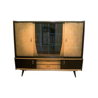 Mid-Century German Shrunk Cabinet