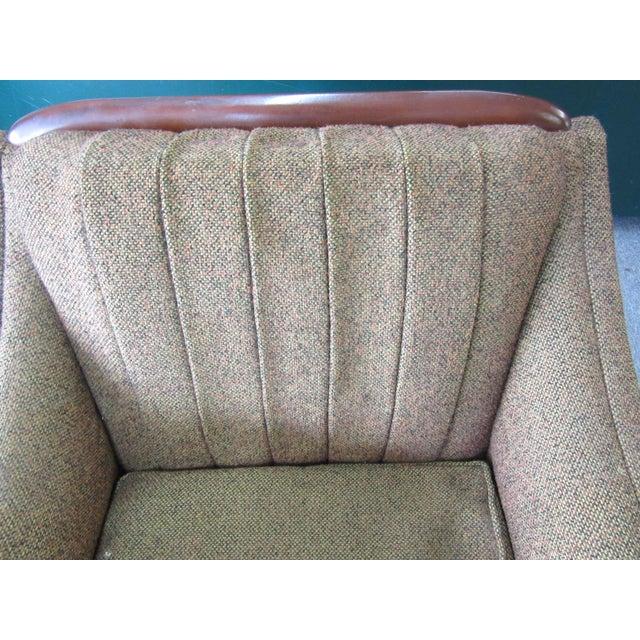 Kroeler Mid-Century Danish Modern Lounge Chair - Image 6 of 11