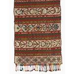 "Image of Antique Mountain Goat Tribal Kilim - 5' x 11'8"""
