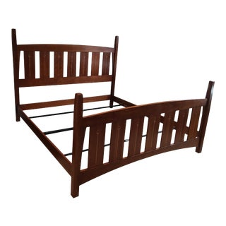 Stickley Harvey Ellis Cherry King Size Bed
