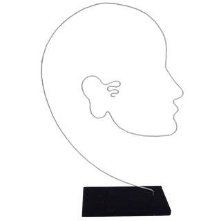 Ralph Lauren Modernist Wire Head Mannequin