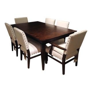 Ethan Allen Christopher/Loden Dining Set
