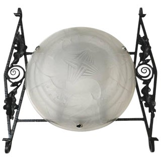 French Art Deco Sconce