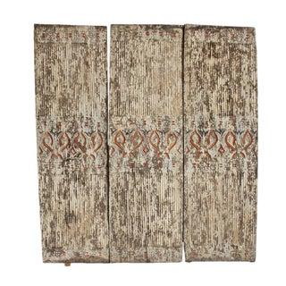 Asmat Wood Panels - Set of 3