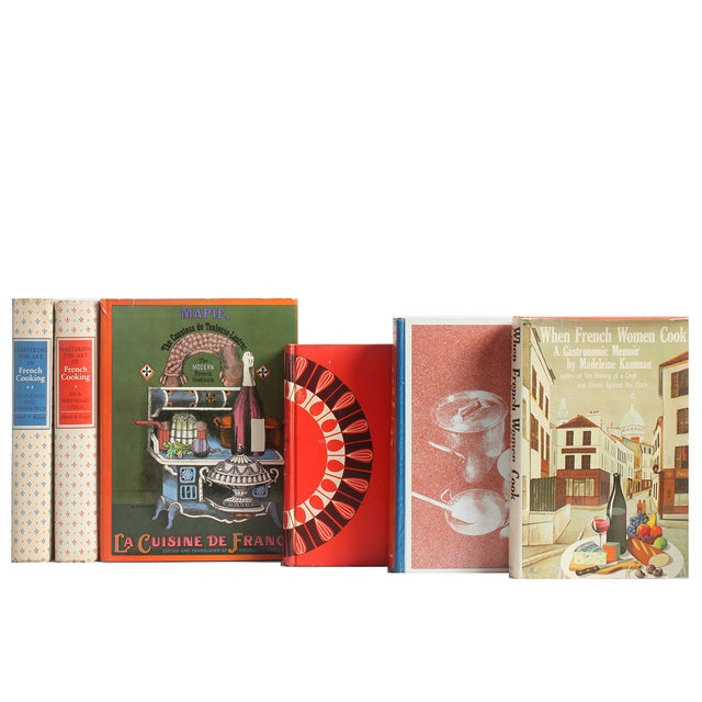 Image of French Cookbooks - Set of 6
