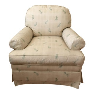 Ethan Allen Stuffed Rocking Chair