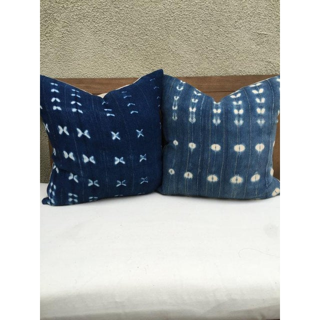 Vintage Textile Pillow - Image 5 of 5