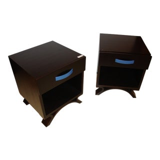 Dakota Jackson End/Night Tables - A Pair