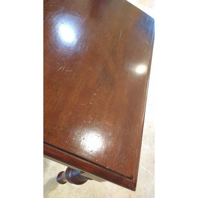 Ethan Allen British Classics End Table - Image 4 of 5