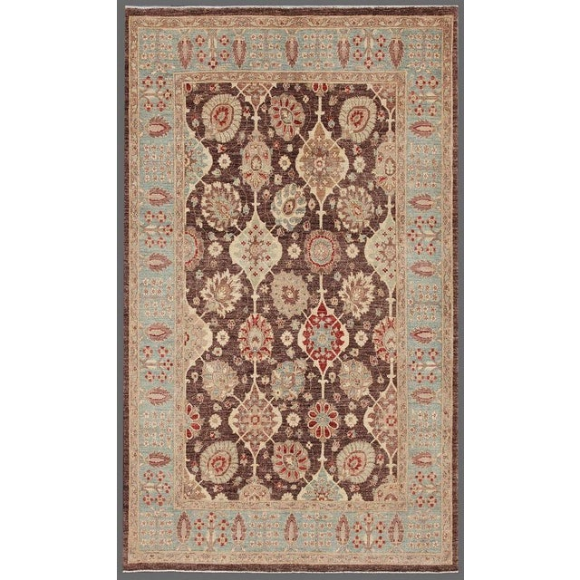 Image of Ferehan Collection Traditional Rug - 6'x9'