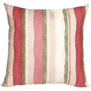 Pillow Decor - Albany Stripes 20x20 Throw Pillow