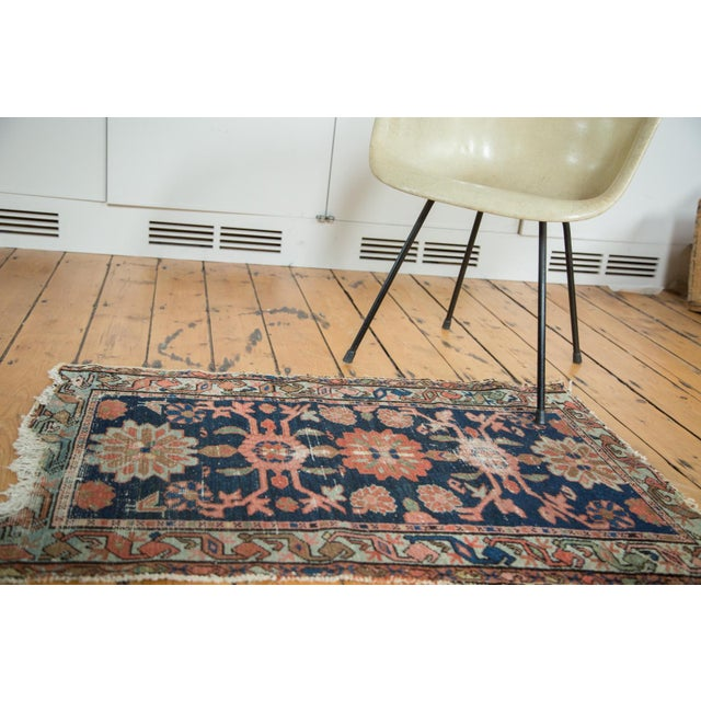 "Distressed Antique Lilihan Rug - 2'4"" x 3'7"" - Image 2 of 7"