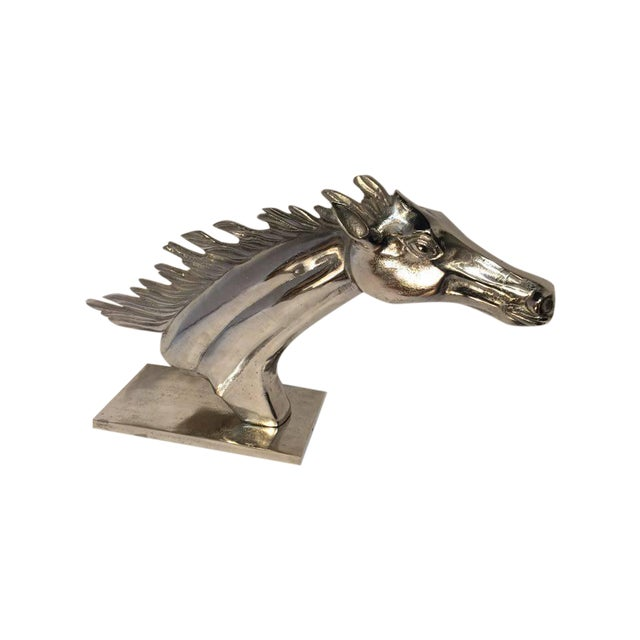 Racing Silver Horse - Image 1 of 6