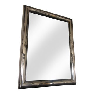 Gold Toned Frame Vintage Mirror