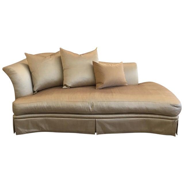 marge carson chaise lounge chairish