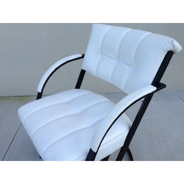 Mid-Century Z-Bar Armchairs by Cal-Style - Image 7 of 8