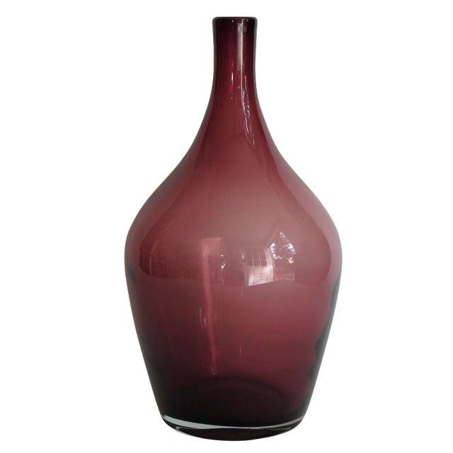 Purple Demilune Bottle - Image 1 of 5